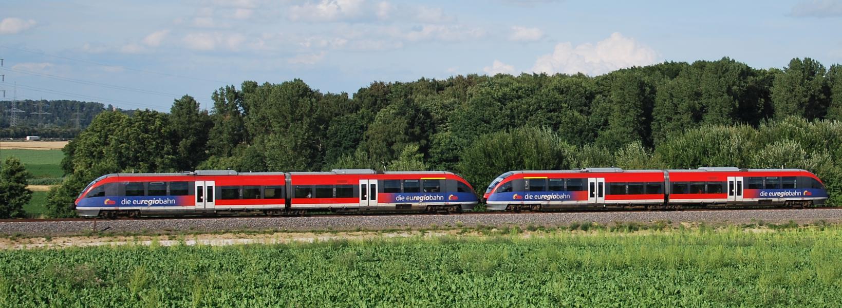 Startseite Euregiobahn